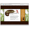 Tahra Caldwell Graphic Design Website